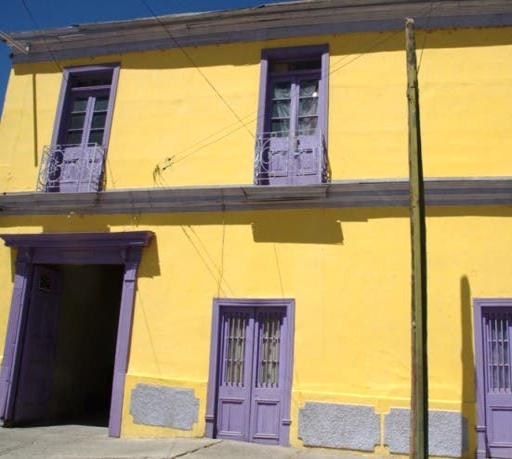 Amarillo en Paihuano