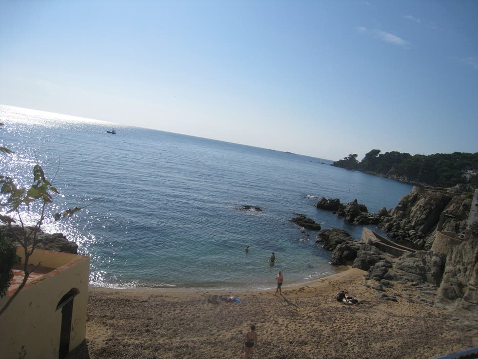 Photos de mer apartamentos finques port calella - Calella de palafrugell office tourisme ...