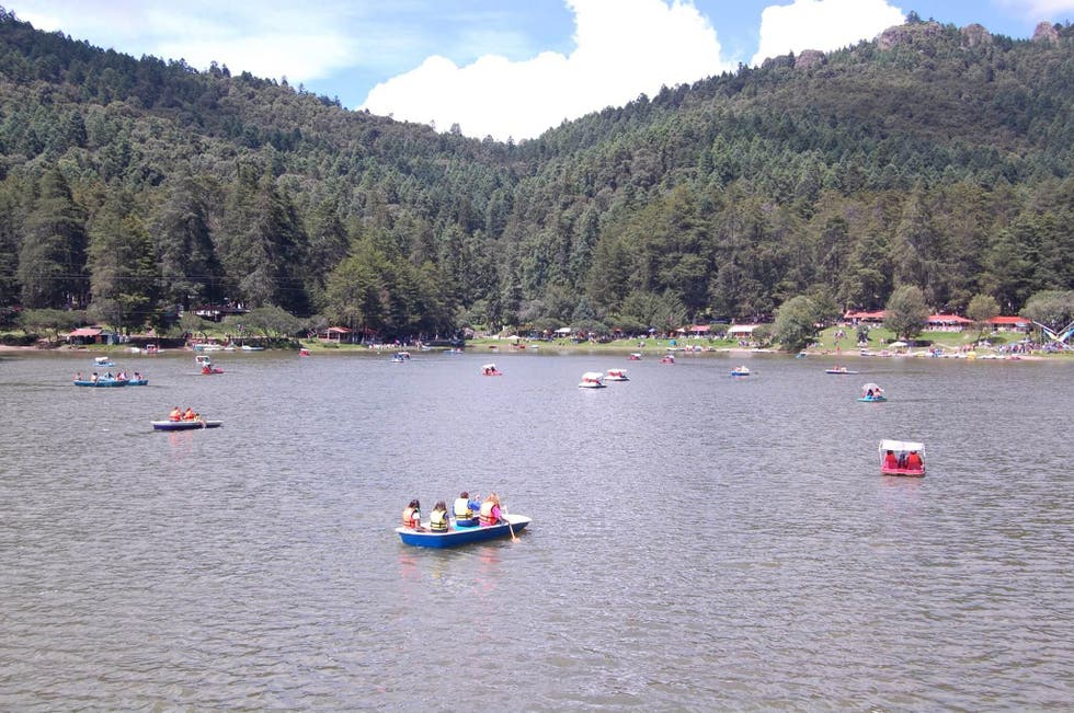 Body Of Water in Real del Monte-Pachuca