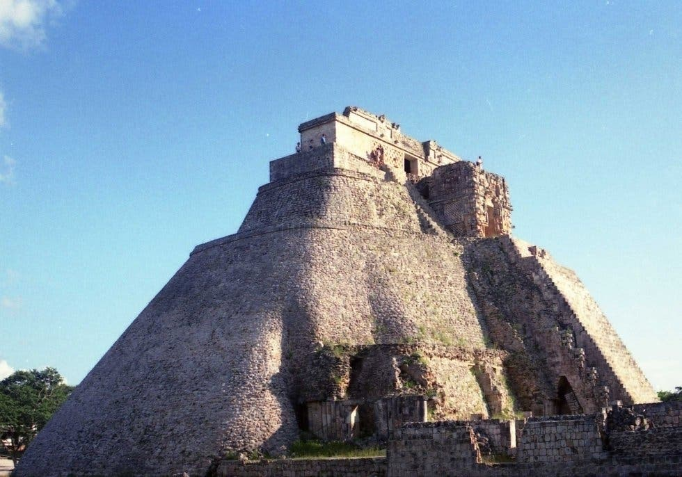 Ancient History in Uxmal