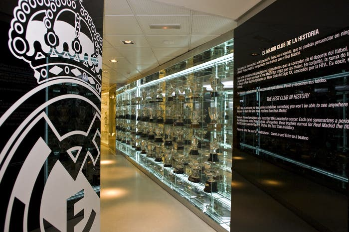 Museo Real Madrid.Photos Of Real Madrid Museum Images