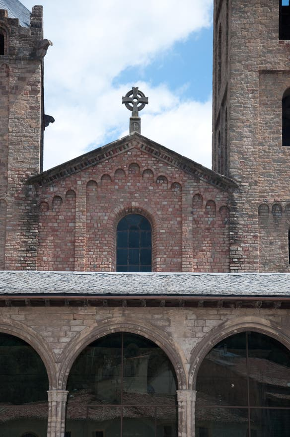 Arch in Ripoll