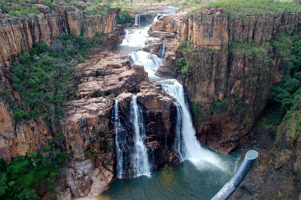 Waterfall in Northern Territory
