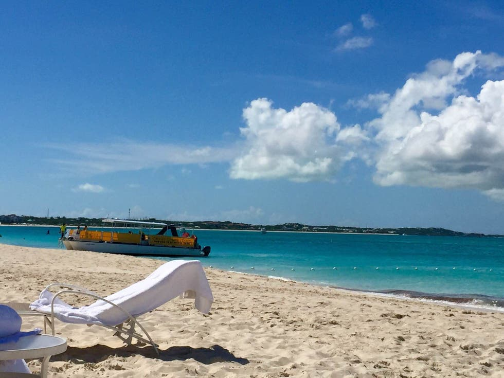 Horizonte en Hotel The Palms Turks and Caicos