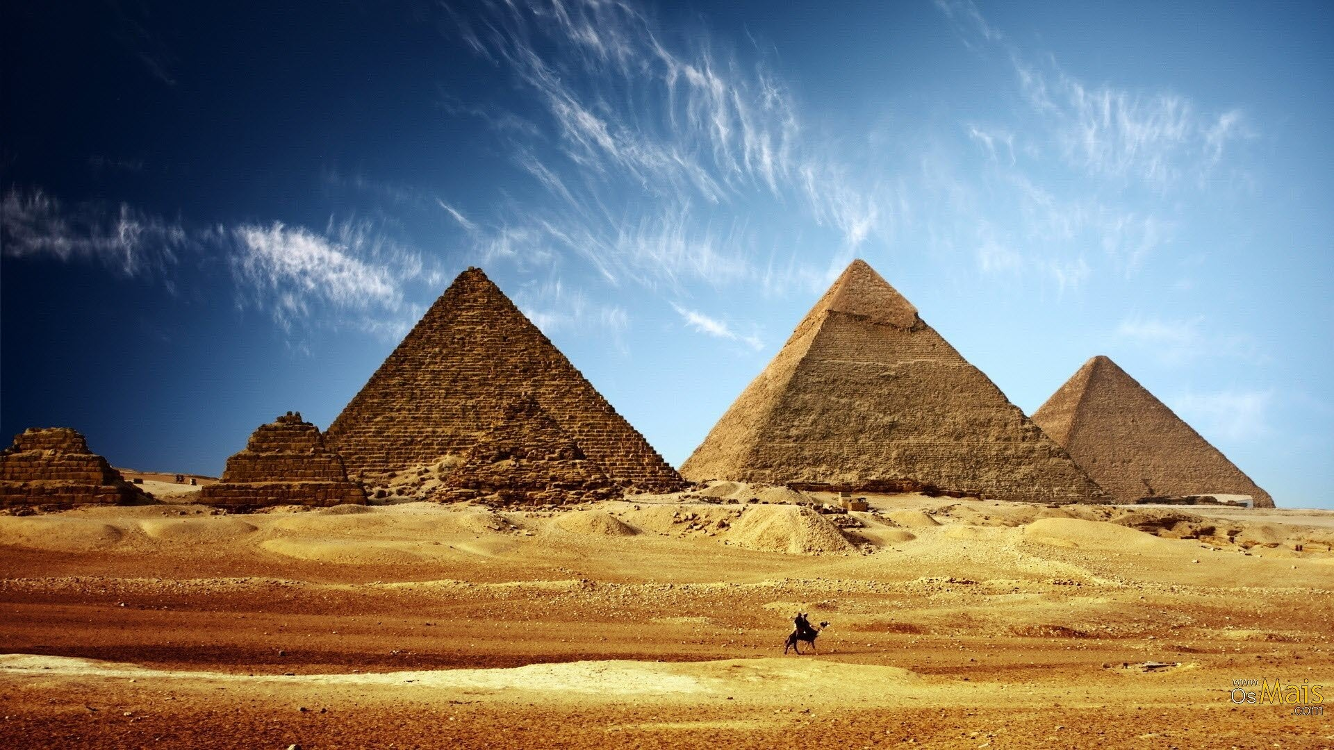 Ancient History in Giza