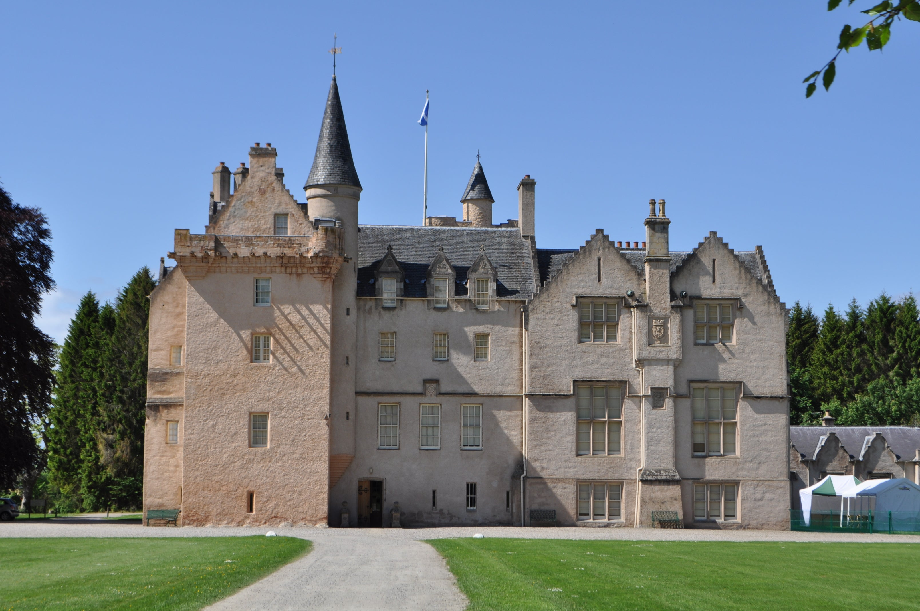 Château in Forres