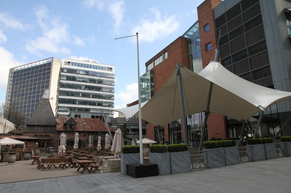Arquitectura en The Avenue Spinnigfields