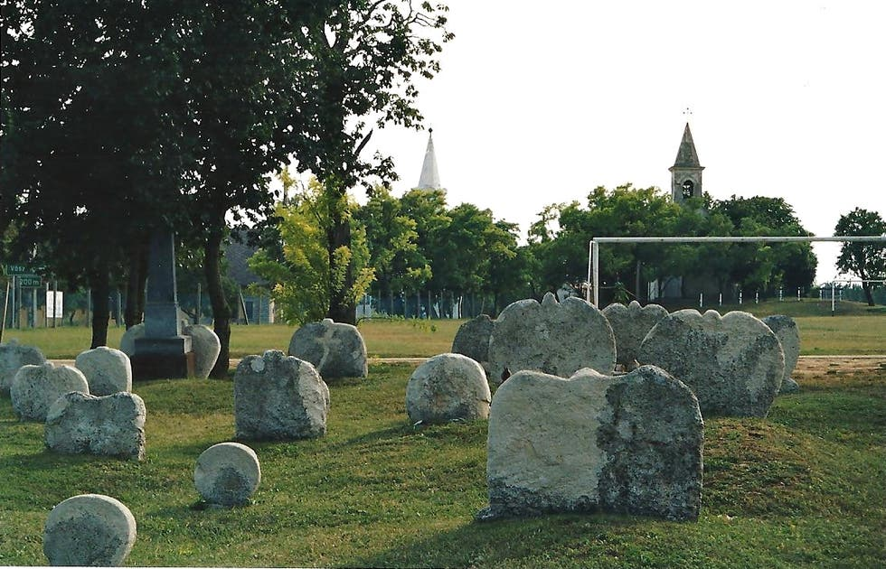 Memorial in Tokaj