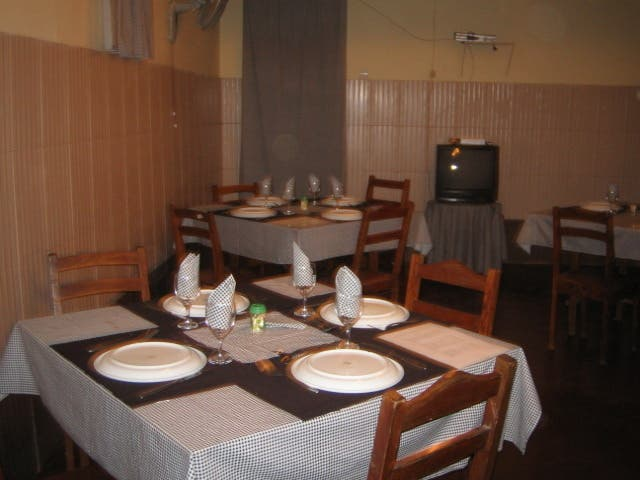 Room in Guinea-Bissau