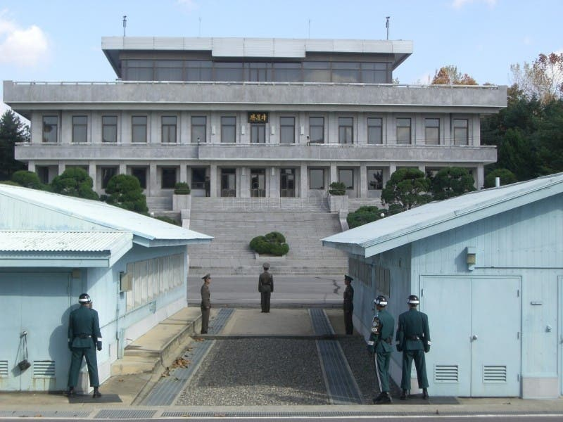 Palace in North Korea