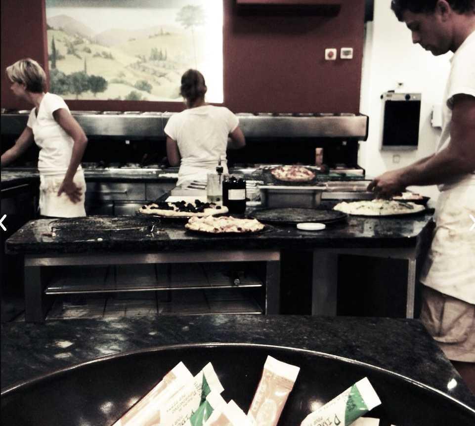Restaurante en Pizza de l'Ormeau