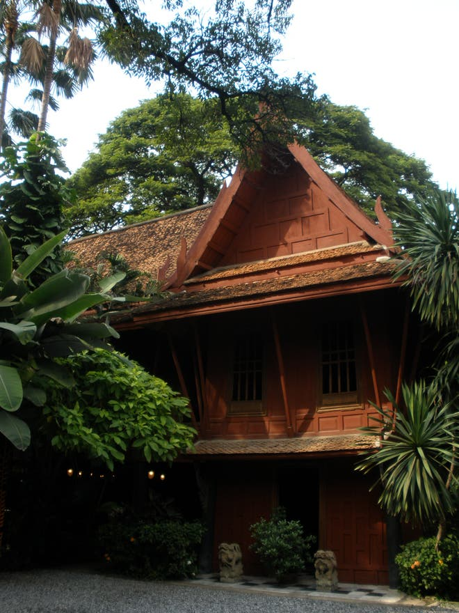 Resort en Casa de Jim Thompson