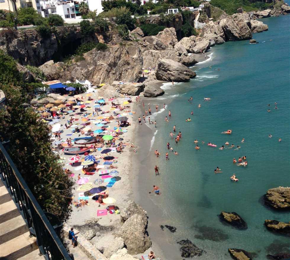 Vacaciones en Hotel Balcón de Europa