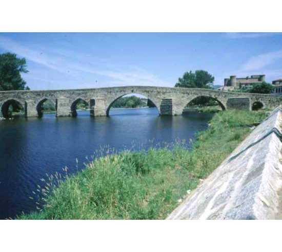 Canal en El Barco de Ávila