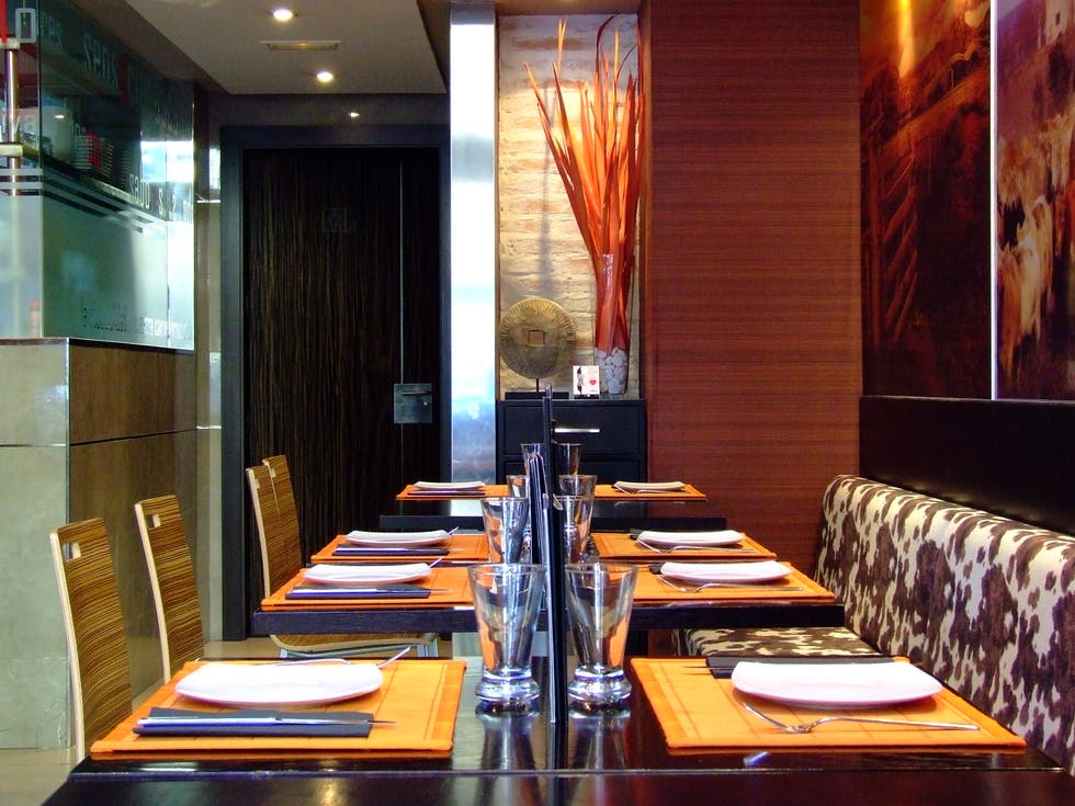 Sala en Restaurante Recoleta Steak House