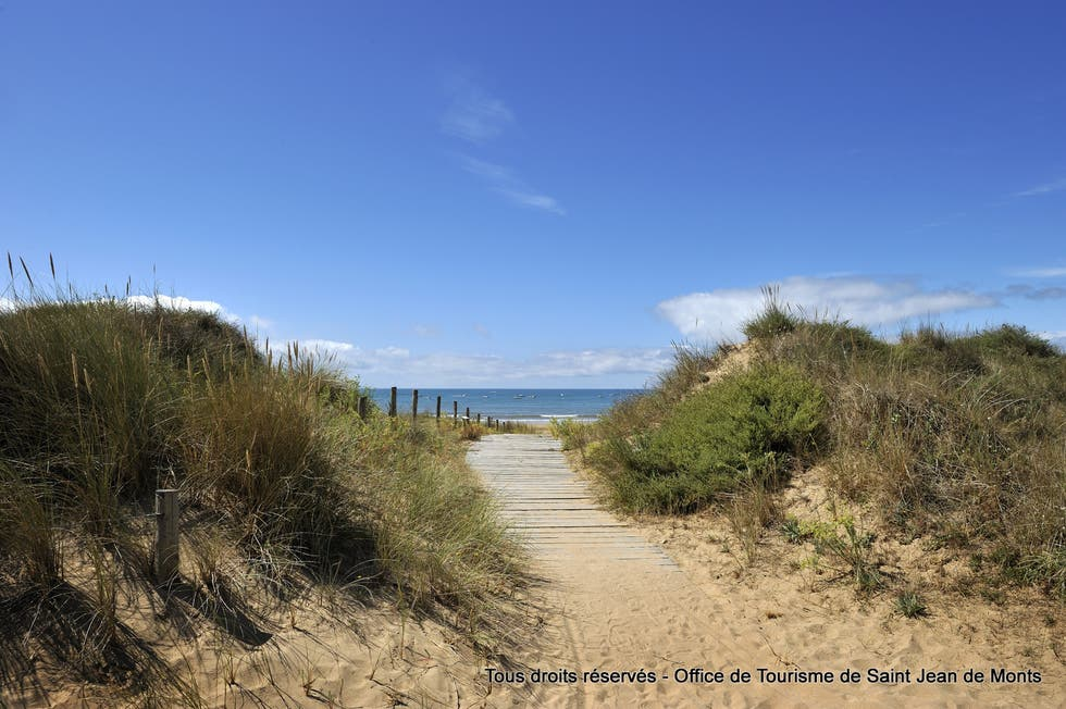 Photos de grande plage galerie photos - Saint jean de monts office du tourisme ...