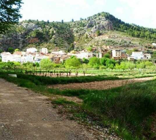 Aldea en La olmeda, cuenca