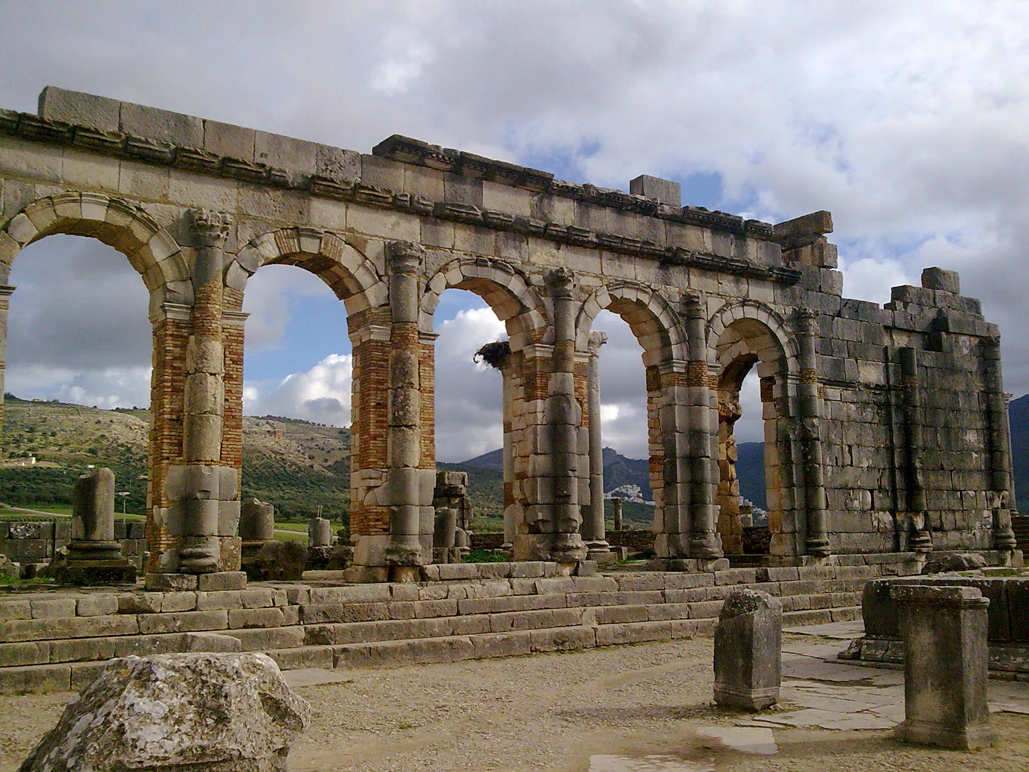 Ancient History in Mequínez