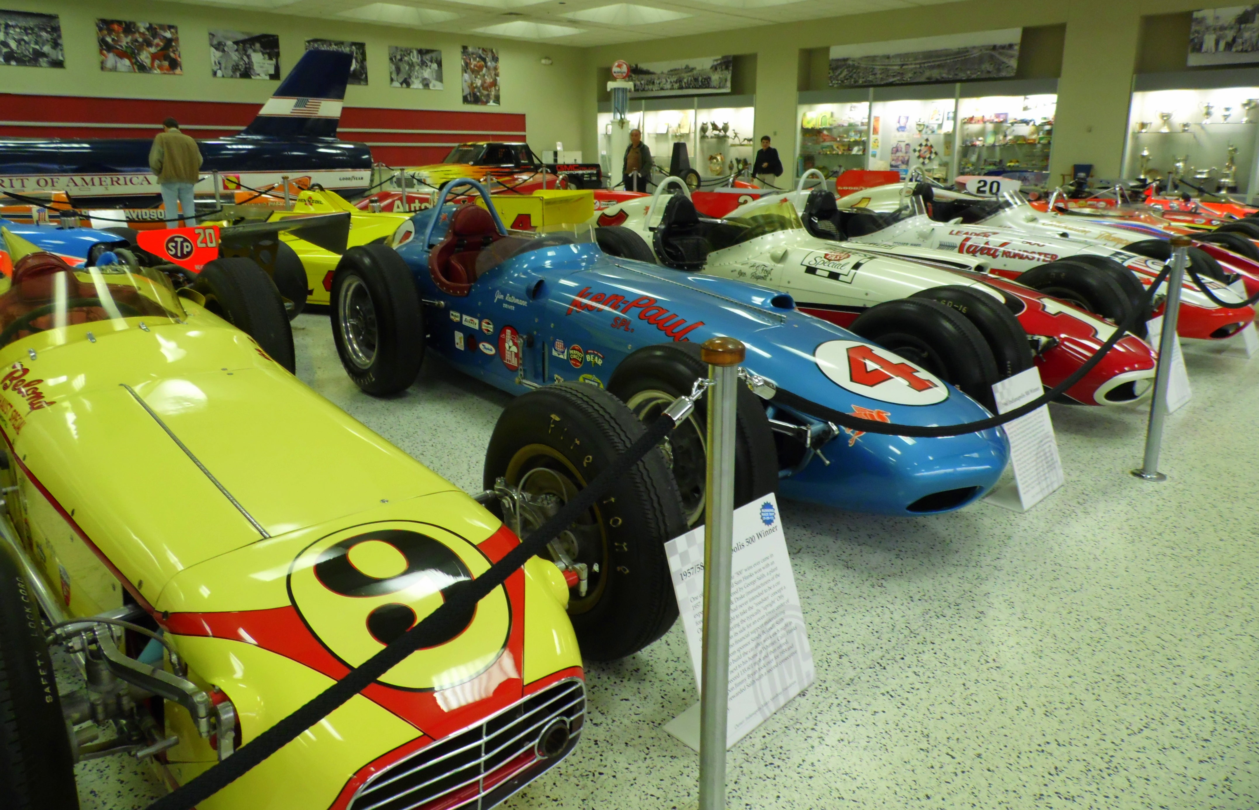 Fotos De Indianapolis Motor Speedway Hall Of Fame Museum