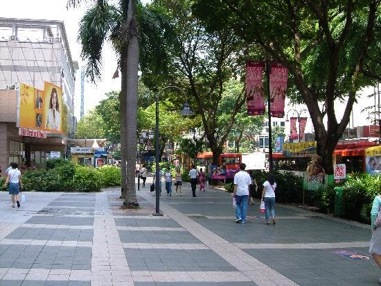 Pueblo en Orchard Road