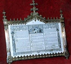 Fotos de iglesia de san juan bautista y santo domingo for Bautista muebles y decoracion