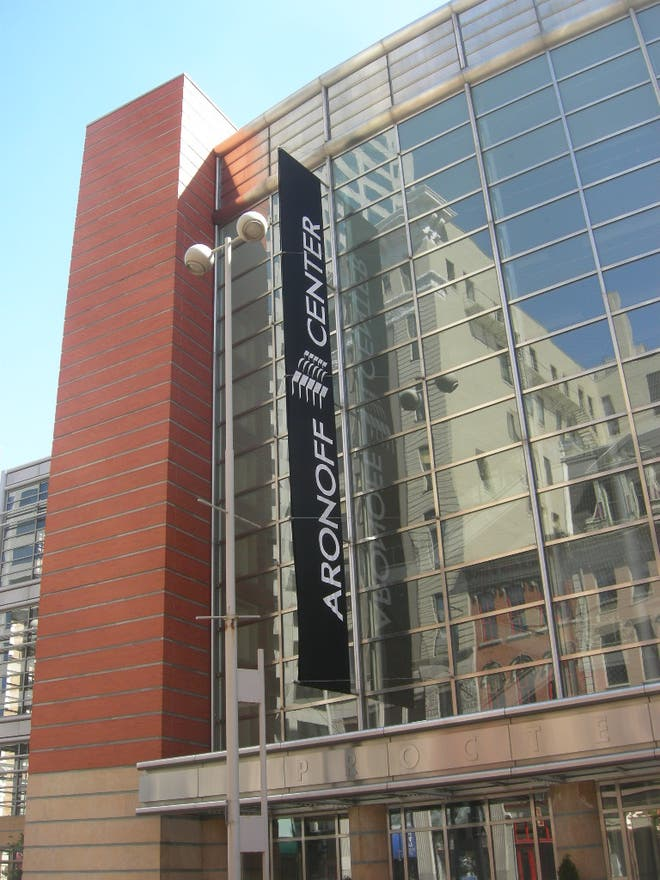 Riflesso a Aronoff Center a Cincinnati