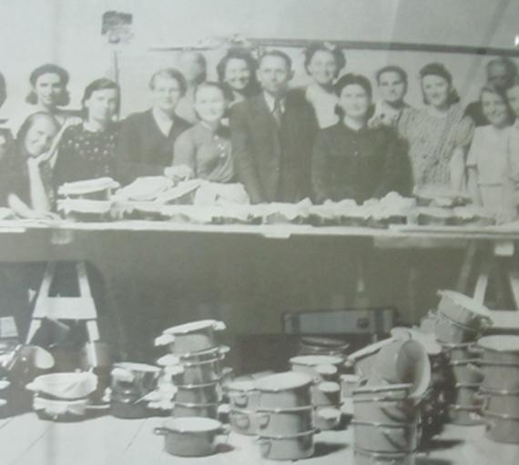 Comida en Fábrica de Schindler
