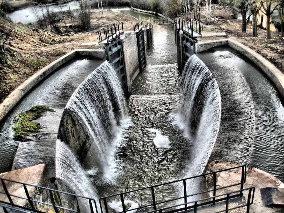 Water in Palencia