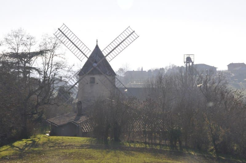 Mill in Brignemont
