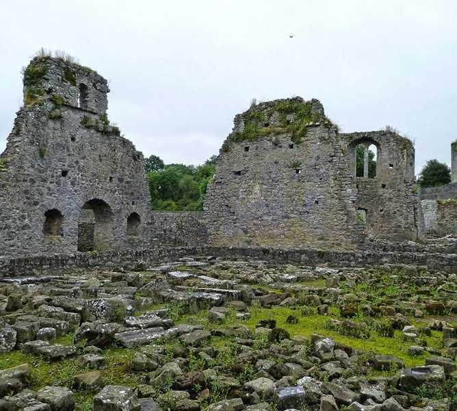 Edificio en Kells