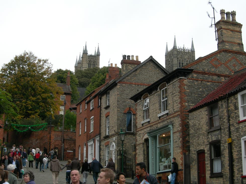 Town in Lincoln