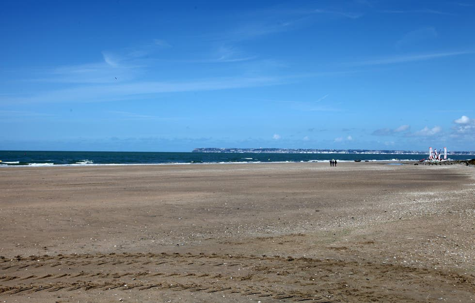Playa en Trouville