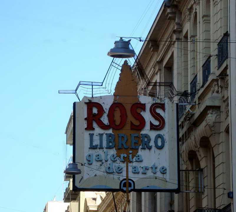 Librería Ross