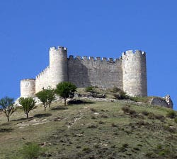 Edificio en Castillo del Cid