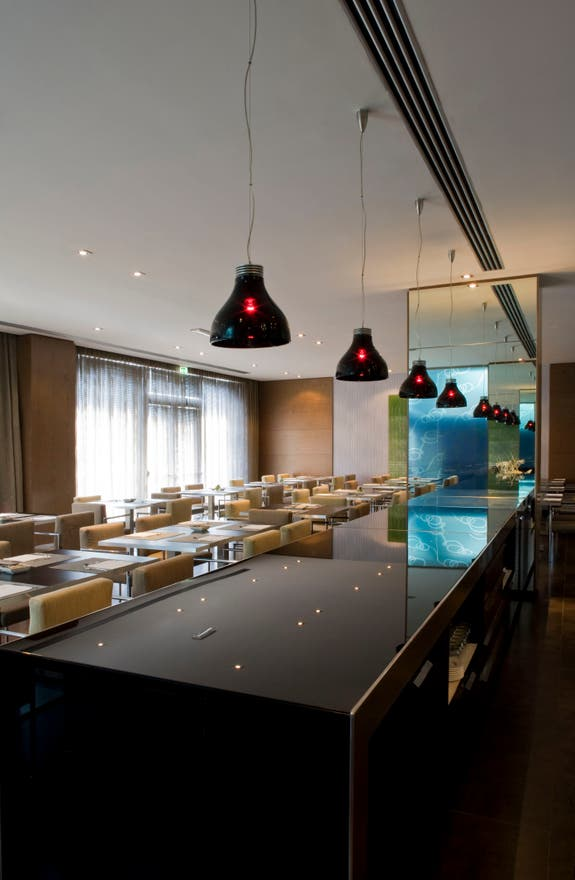 Mueble en AC Hotel Brescia, A Marriott Luxury & Lifestyle Hotel