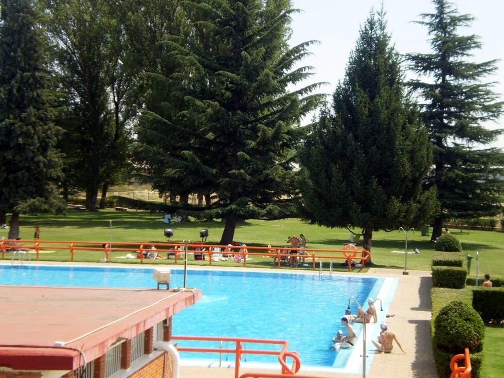 Swimming Pool in La Bañeza