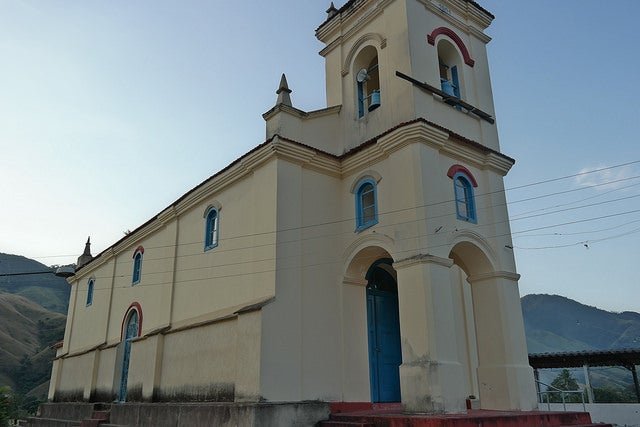 Church in Miguel Pereira