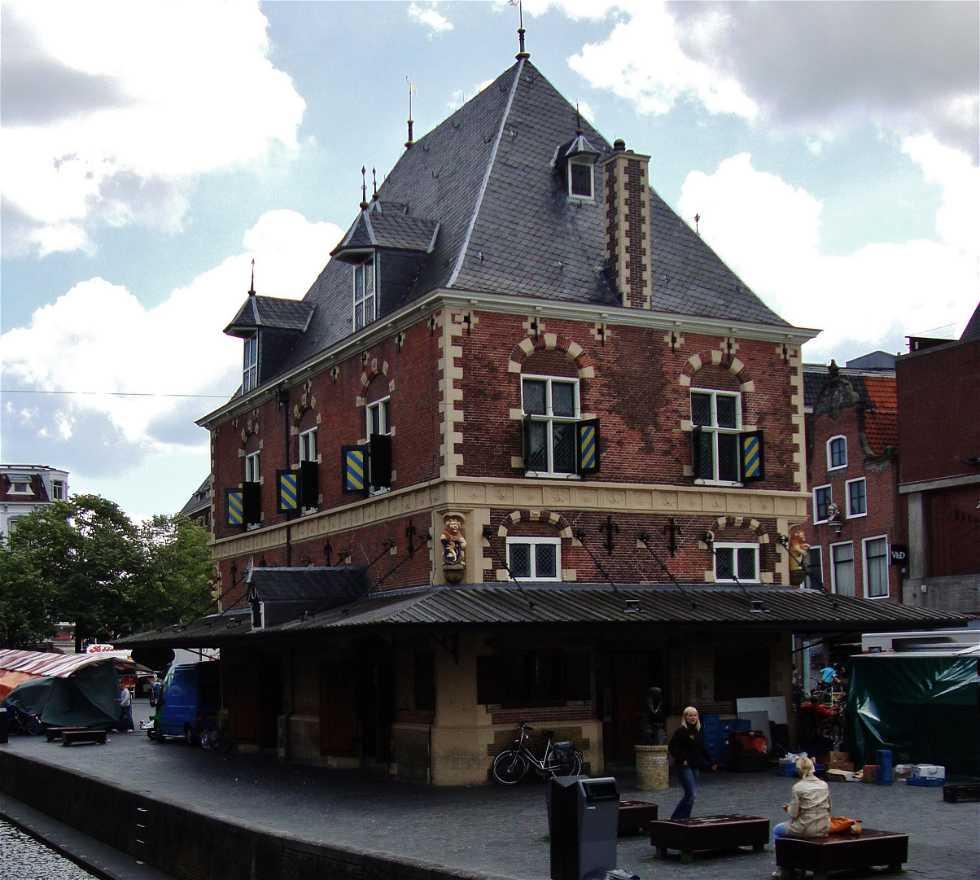Pueblo en De Waag, Leeuwareden