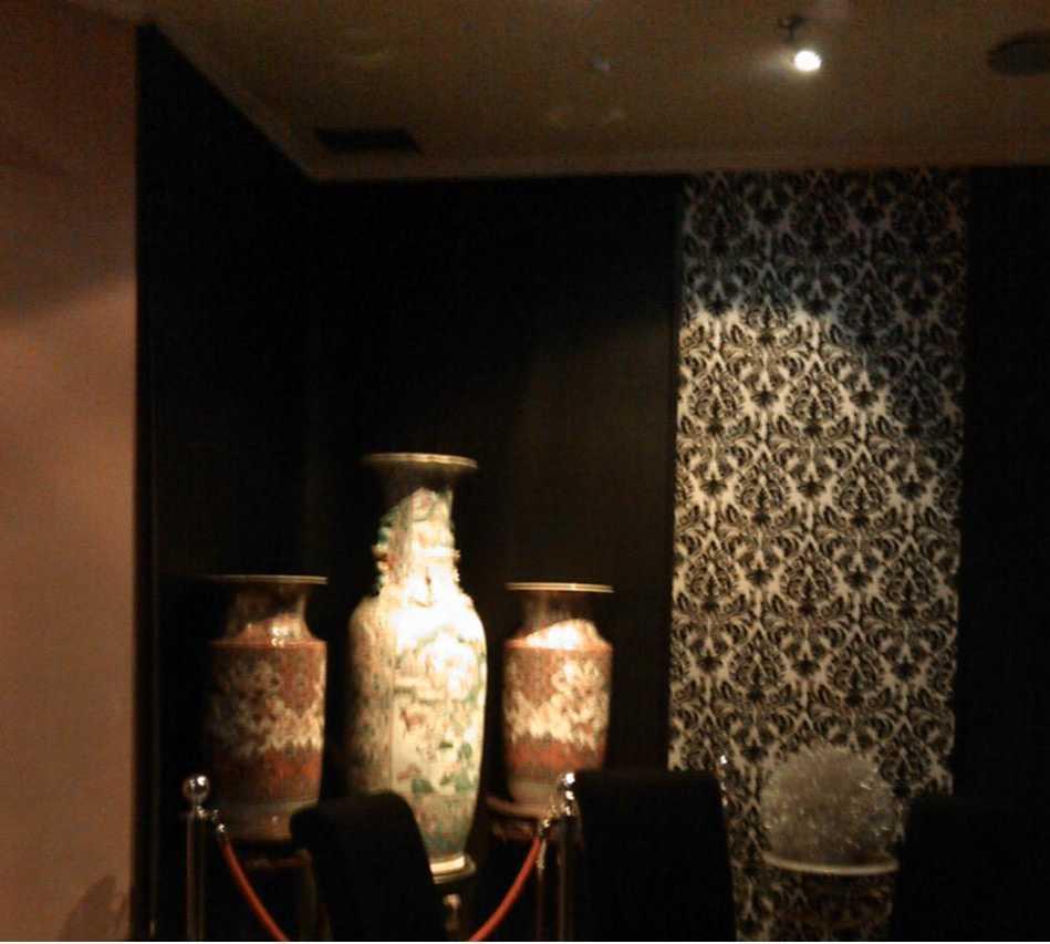 Sala en Cafetería del sótano del Teatro Arenal