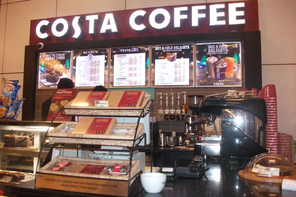costa coffee 3 essay Free essay: the target markets of both – beso and costa coffee are similar that makes the competition between them even bigger the report also discusses.