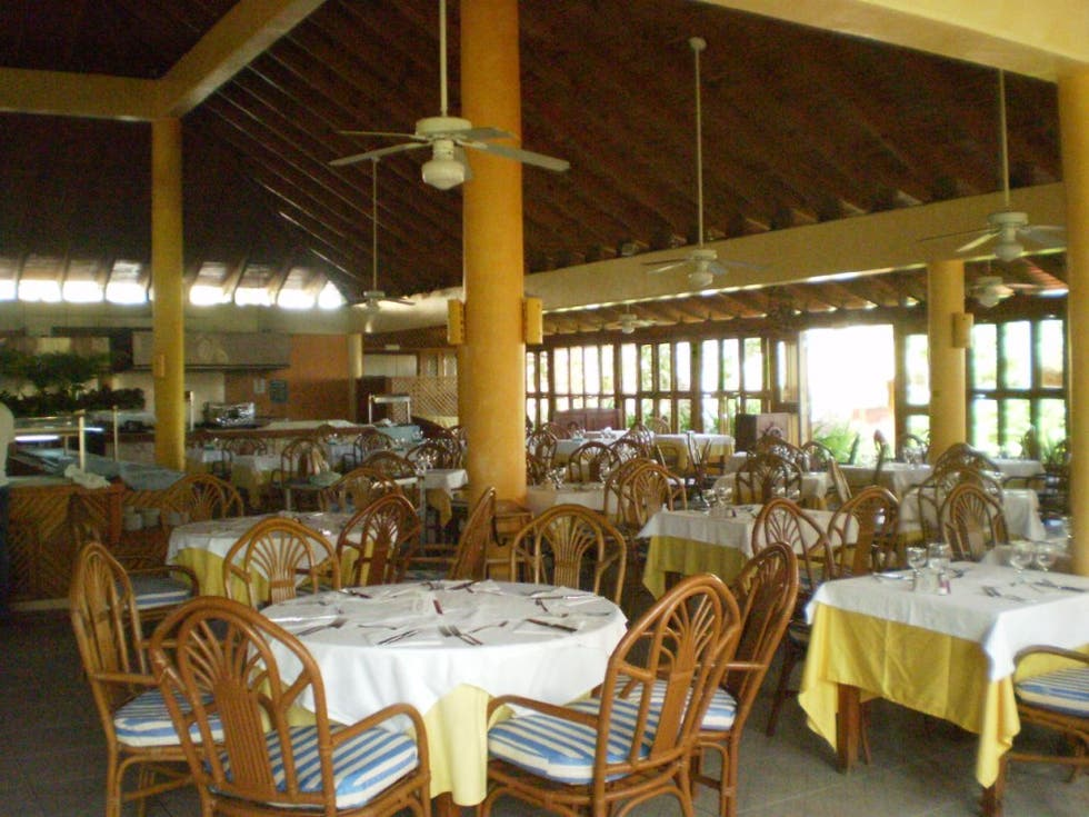 Resort en Restaurante Arrecife