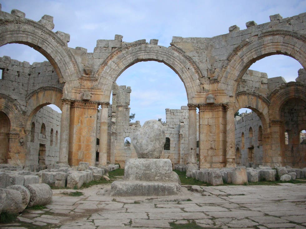 Ancient History in Syria