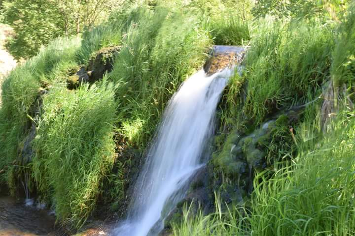 Water Resources in Baume-les-Messieurs