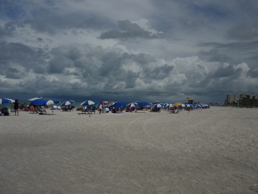 Playa en Clearwater