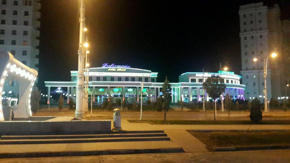 Night in Turkmenistan