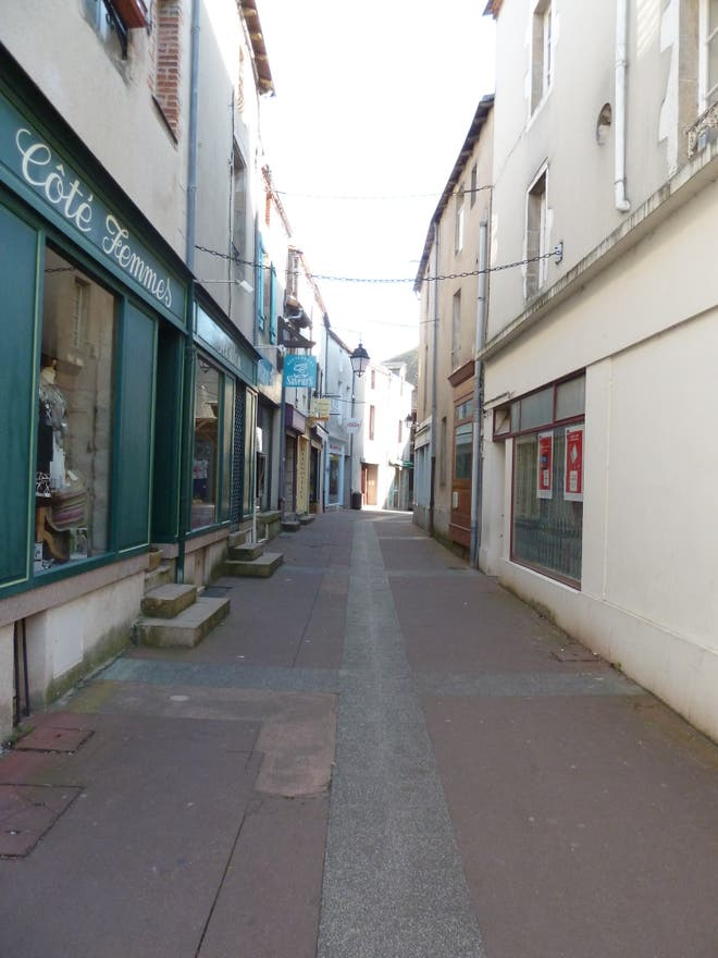 City in Clisson