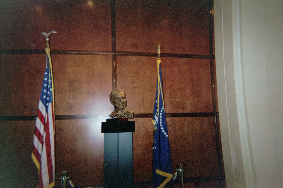 Sala en The Richard Nixon Library & Museum
