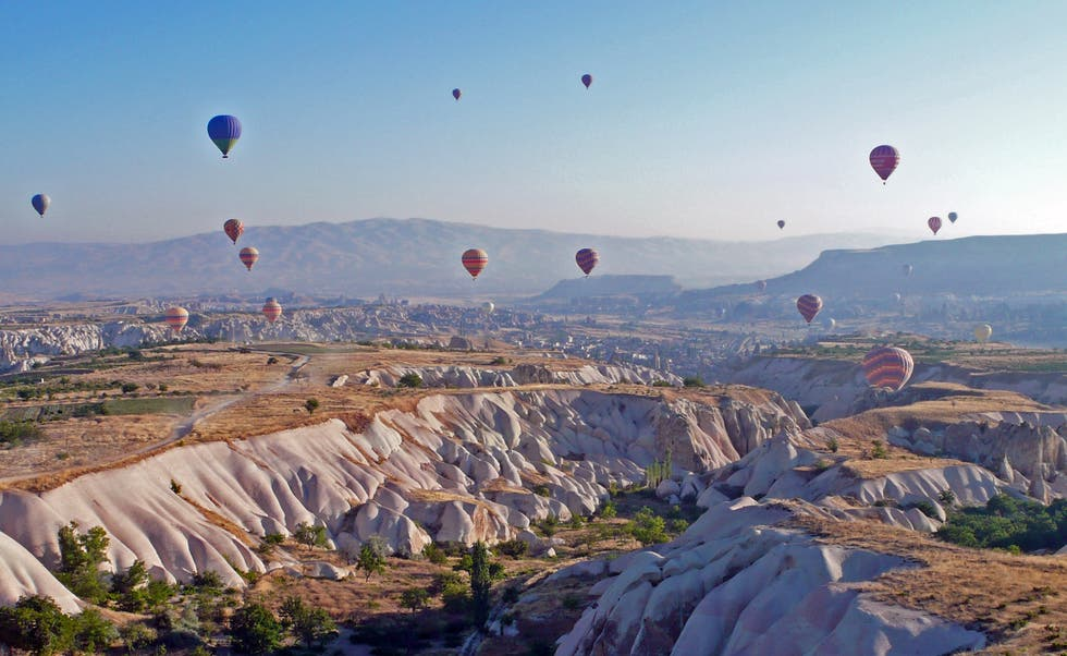 Toy in Nevsehir