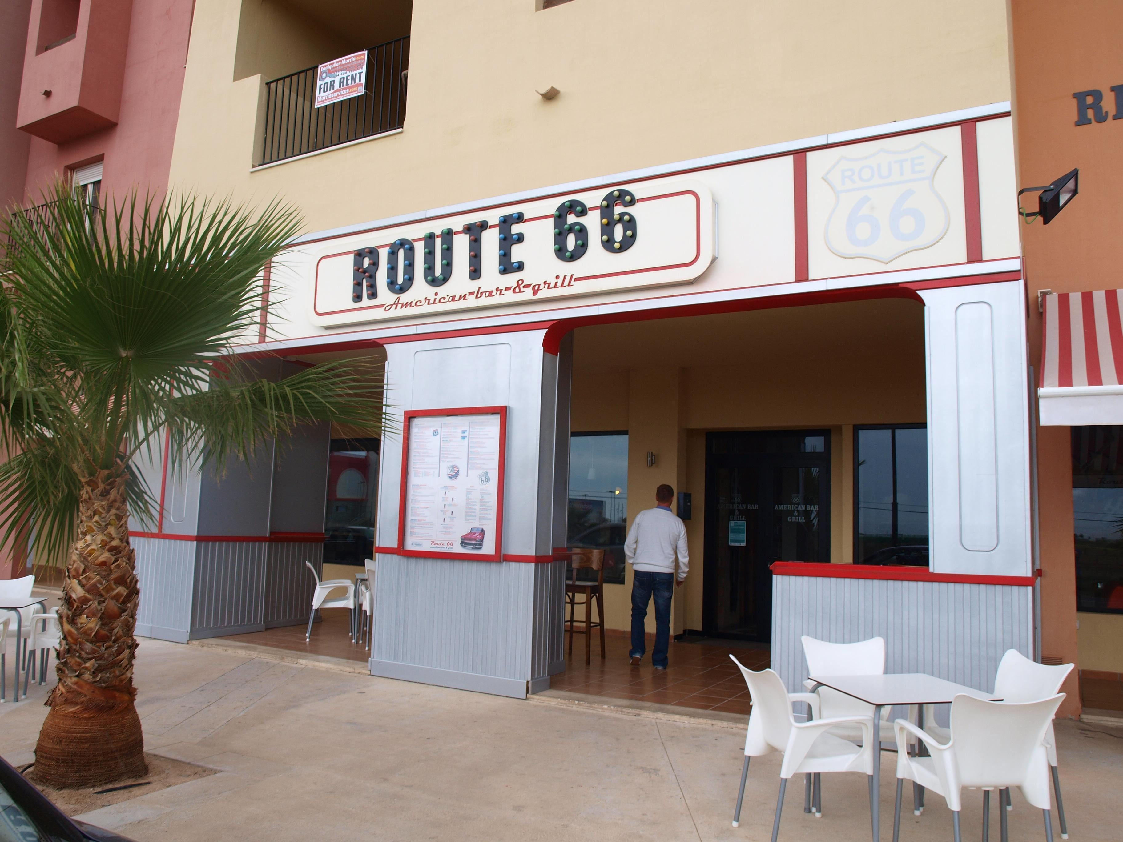 photos of route 66 bar & grill - images
