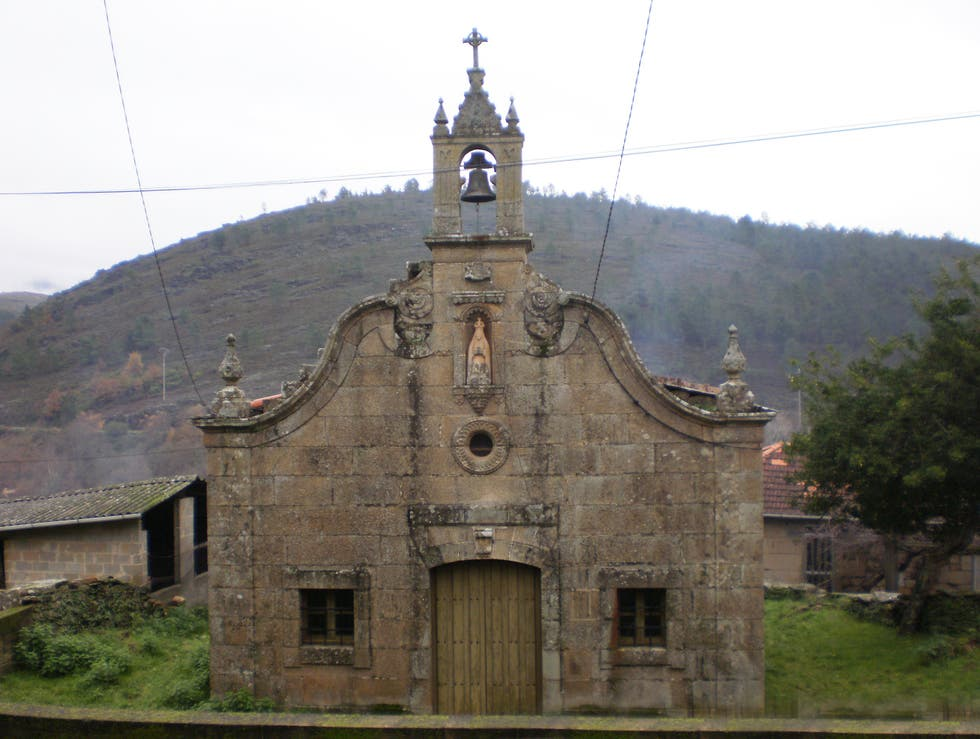 Chapel in Laza